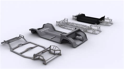 Car Company Types by Render All Chassis Types Image Automation The Car