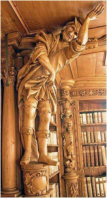 arts  crafts style shelves wood art wood carving art