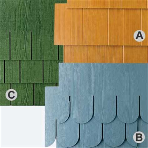 old house siding types type shingles all about fiber cement siding this old house
