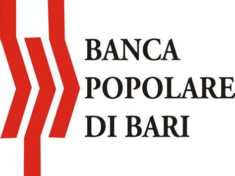 banco di bari banca popolare di bari aperto il confronto con gli
