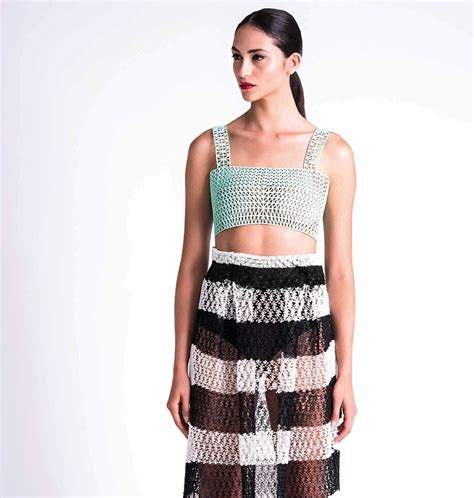 designboom fashion danit peleg 3d prints entire graduate fashion collection