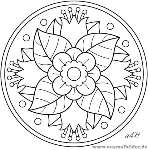 mandala colorear az dibujos para mandala gratis az dibujos para colorear
