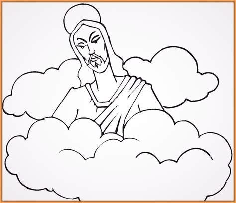 imagenes de jesus para colorear infantiles el mejor dibujo de jesus para colorear para ni 241 os fotos