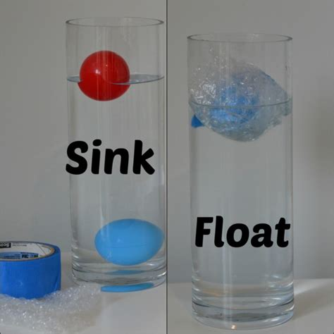 why ship floats on water and doesn t sink why do things float in water science sparks