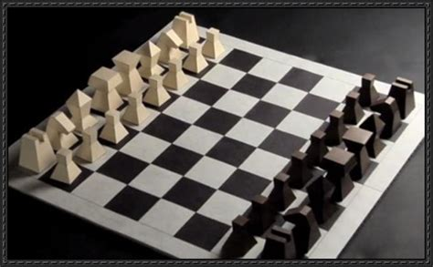 Papercraft Chess - chess papercrafts papercraftsquare