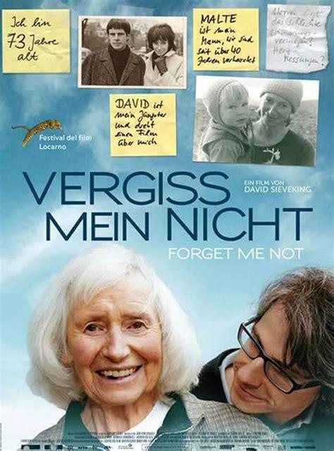 Vergiss Mein Nicht Dvd by Vergiss Mein Nicht Dvd Oder Vod Leihen