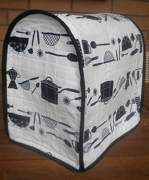 Sew a Kitchen Mixer Cover   Three Free Sewing Tutorials