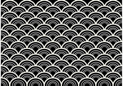 pattern black and white black and white seamless abstract pattern vector