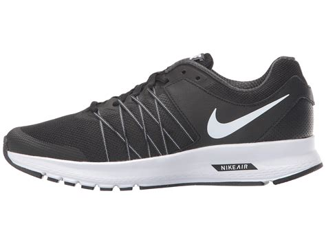 Nike Original Air Relentless 6 Black White Antharacite nike air relentless 6 black white anthracite zappos free shipping both ways