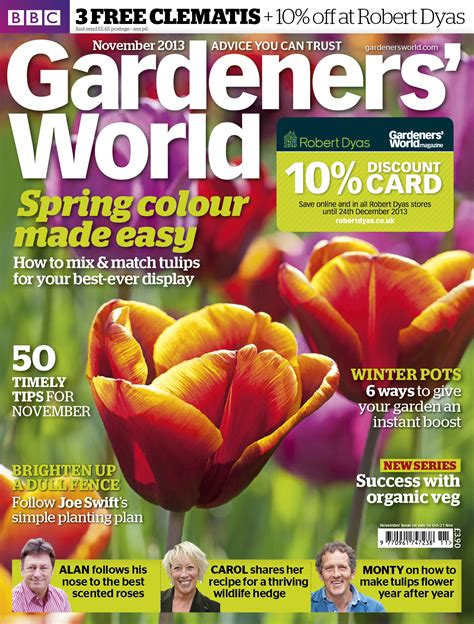 Gardeners World by Immediate Give The Gift Of Happiness This For