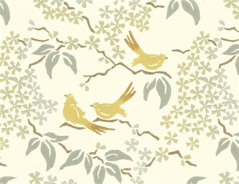 next wallpaper gold birds birds wallpaper pale yellow contemporary wallpaper