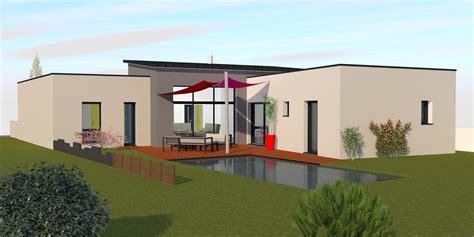 Constructeur Maison Moderne Toit Plat by Constructeur Maison Moderne Toit Plat En72 Jornalagora