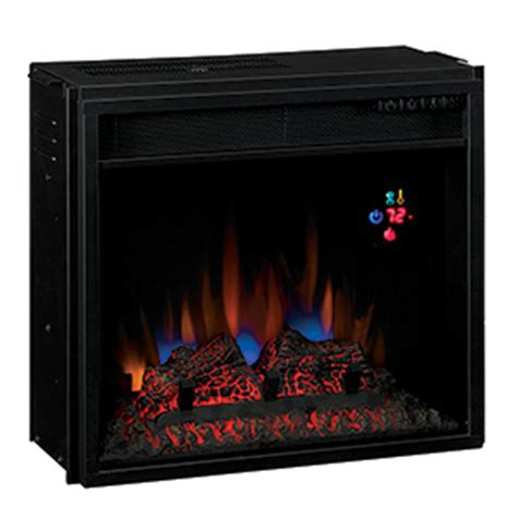 electric fireplaces direct outlet classicflame 18 quot spectrafire electric fireplace insert