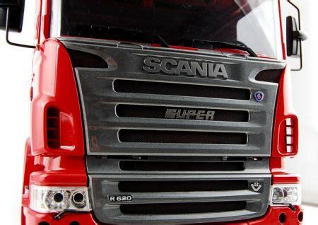 Scania Aufkleber Rund by Tamiya Scania R470 R620 Topline Highline Super Emblem Logo