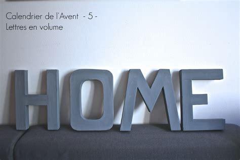 Calendrier 5 Lettres Calendrier De L Avent 5 Lettres En Volume Dans L Atelier