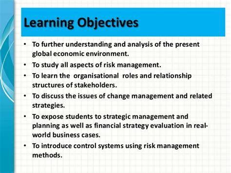 Mba Corporate Governance Notes by Bcu Msc Corporate Governance Overview
