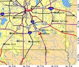 Hutchings Texas Hutchins Texas Tx 75172 Profile Population Maps Real