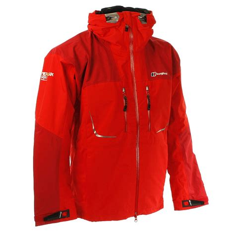 Jaket Parka Avior Waterproof clothing berghaus mera peak tex outdoor clothing