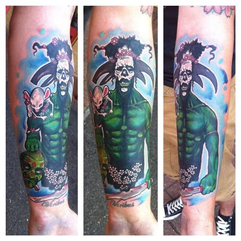 mtg tattoo planeswalker www pixshark images galleries