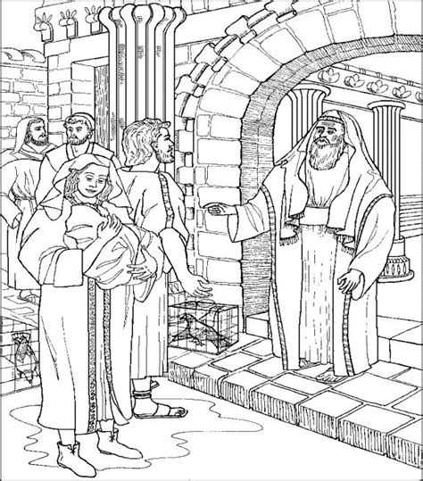 baby jesus presented at the temple coloring pages pin by al vargo on coloring craft
