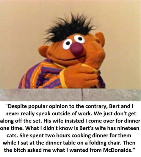 Bert And Ernie Meme - tumblr bert and ernie meme memeaddicts