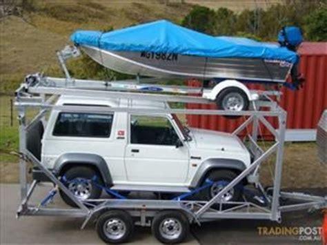 boat car combo trailer boat car trailer motorhome trailer car boat combo
