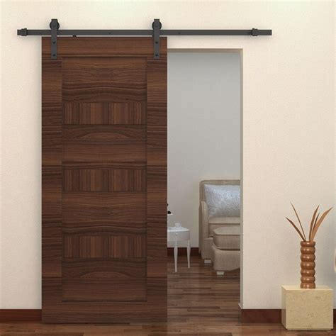 hanging sliding door home decor