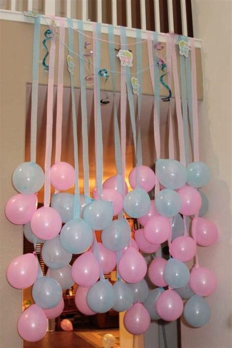 m 225 s de 25 ideas fant 225 sticas sobre globos de baby shower en baby shower de tul
