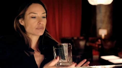 claire forlani dewars commercial dewar s white label tv commercial serious featuring