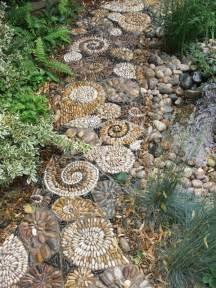 Charmant Allee De Jardin Originale #3: galets-décoratifs-gravier-pour-allée-jardin-vert.jpg