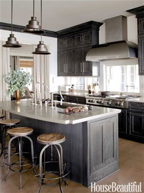 dark gray stained oak cabinets 1000 images about stained gray cabinets on