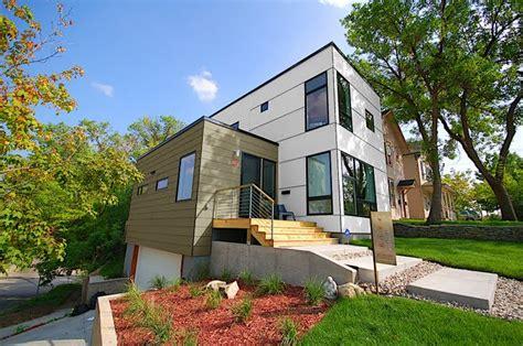 modern prefab homes mn jetson green hive modular