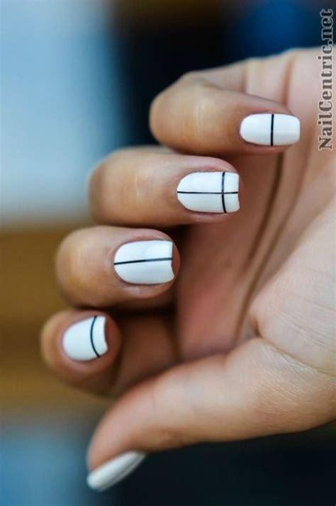 lipstick nail art tutorial 9 minimalist nail art designs you ll love makeup tutorials