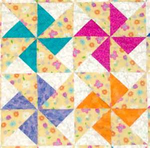 Pinwheel Quilt From Homesewn By Carolyn Baby Quilts Quilts