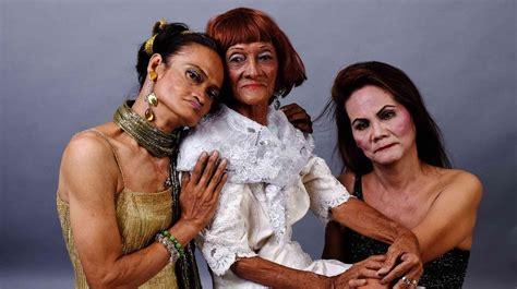 elegant dignity   elderly drag queens golden