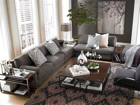 shaped living room  dining room decorating ideas home decor