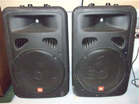 Speaker Jbl Eon hi tronics electronics repair and restoration jbl eon 15 g2 400 watt pa speakers