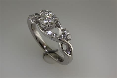 customizing an engagement ring design engagement rings
