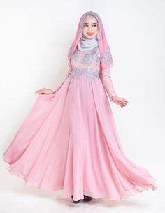 Baju Muslim Amira Pink 1000 ideas about wedding dress on