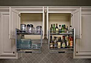 pull down shelves kitchen drawer organizers other