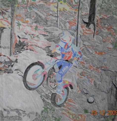 Motorrad Bilder Zeichnungen by Bild Motorrad Zeichnungen Von Juha H 228 M 228 L 228 Inen Bei Kunstnet