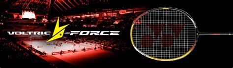 Raket Yonex Kevin yonex world leader in golf tennis and badminton