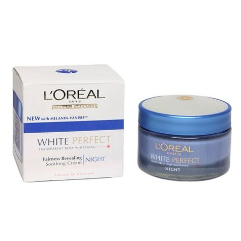 rangkaian loreal white transparent rosy series