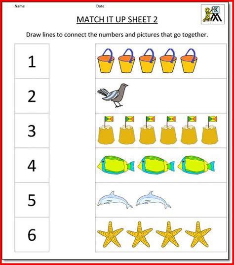preschool mathematics an examination of one program s all worksheets 187 kindergarten math test worksheets