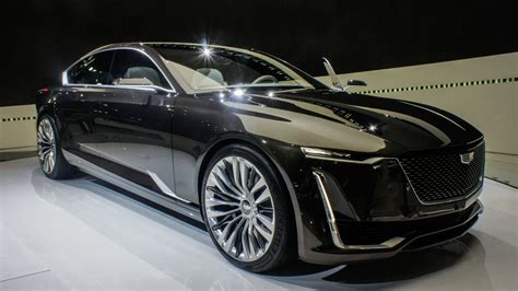cadillac set  put super sexy escala concept