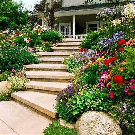 Garten Gestalten Hanglage by Amazing Ideas To Plan A Sloped Backyard That You Should