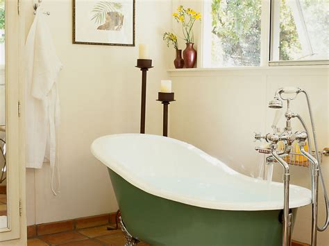 paint your bathtub bathroom design guide sunset magazine