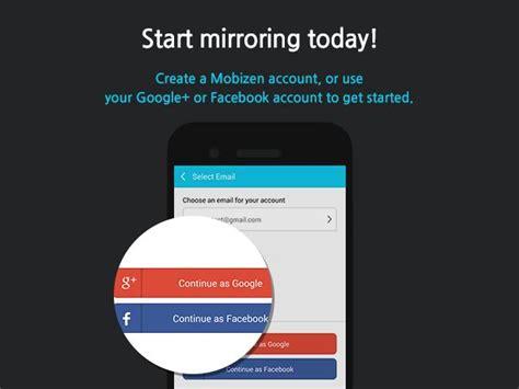 mobizen apk mobizen mirroring apk android 效率 应用