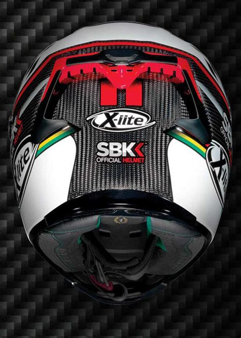Resmi Helm Nolan nolan kenalkan x 803 ultra carbon helm resmi worldsbk