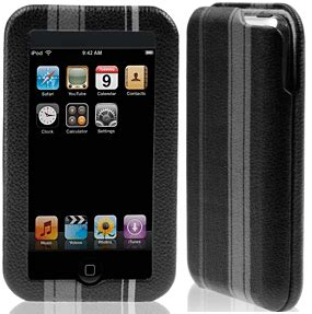 Xtrememacs Verona Leather Cases For Of Ipods by Xtrememac Verona Ipod Touch Leather Cases Apple Ipod